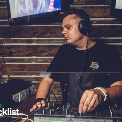 DJ at Bar Babylon, Hull
